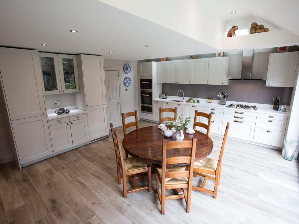 Claygate kitchen designed by Alison Morton Interiors
